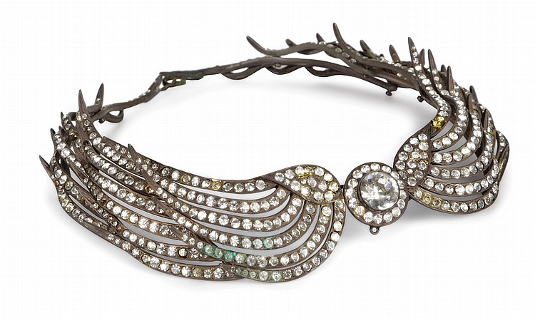 Gloria Swanson Norma Desmond Screen Worn Necklace From Sun