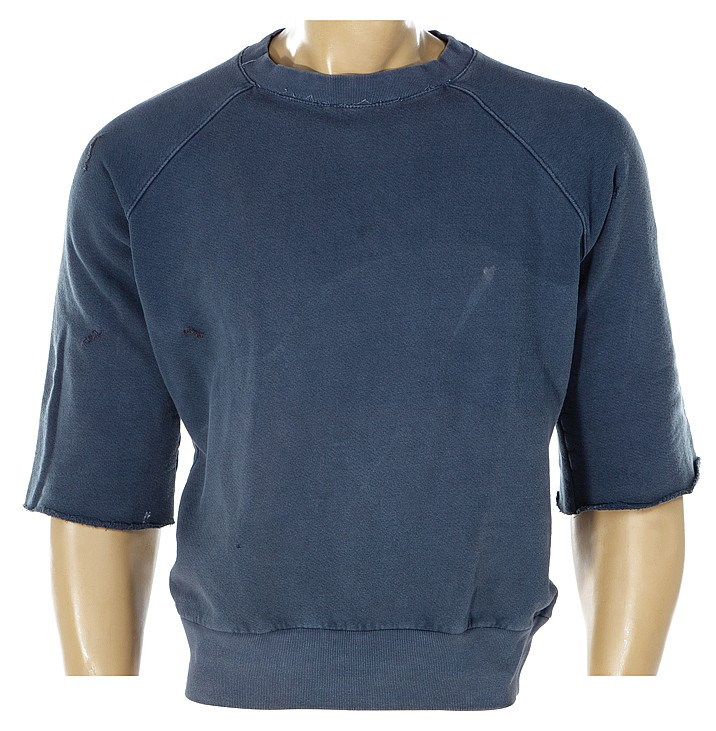 """Steve McQueen """"Virgil Hilts"""" shirt from The Great Escape."""