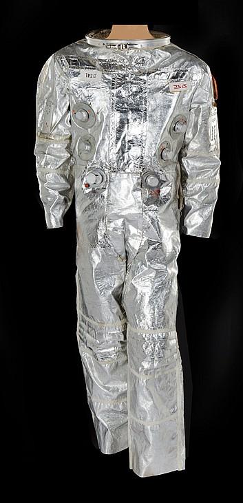 Superman II Russian Cosmonaut Spacesuit