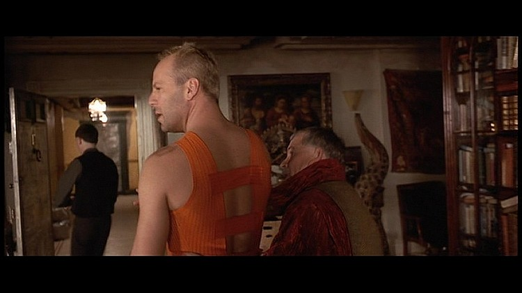 Bruce Willis Korben Dallas Costume From The Fifth Element