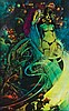 Original oversize presentation art for Ralph Bakshi's Wizards., Ralph Bakshi, Click for value