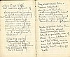 Edison , Thomas A. Autograph manuscript laboratory notebook with eight sketches.