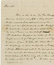 [Constitutional Convention.] An important pair of letters relating to the Constitutional Convention.