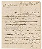 [American Revolution Officers.] A comprehensive archive of twenty-one letters and documents.