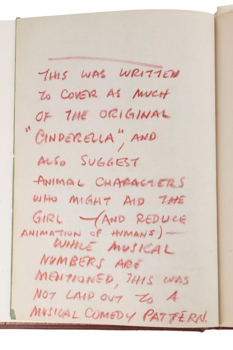 cinderella script Cinderella is a 1950 animated disney film about a girl whose cruel stepmother prevents her from attending the royal ball, but who gets some unexpected help from two lovable mice and her fairy godmother.