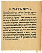 Kipling, Rudyard. Putnam. First available edition.
