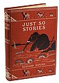 Kipling, Rudyard. Just So Stories for Little Children. First edition.
