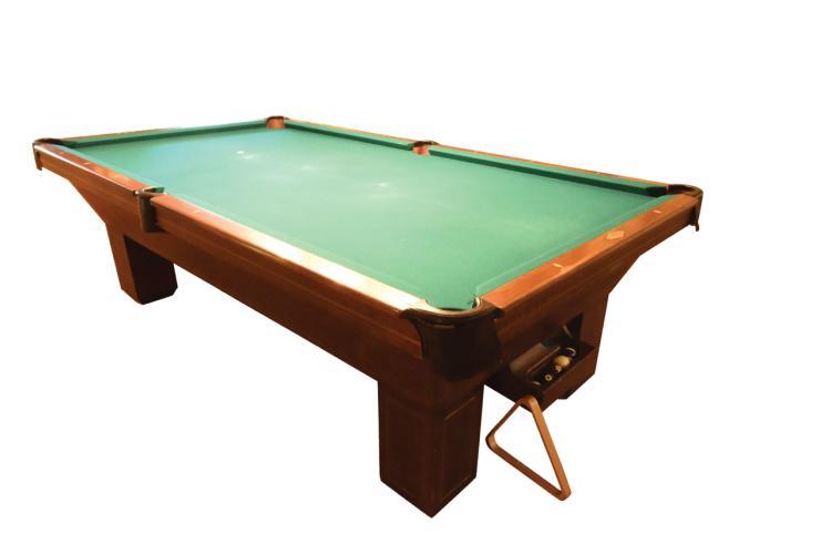Harold Lloyd Personal BrunswickBalkCollender Co Monarch C - Brunswick monarch pool table for sale