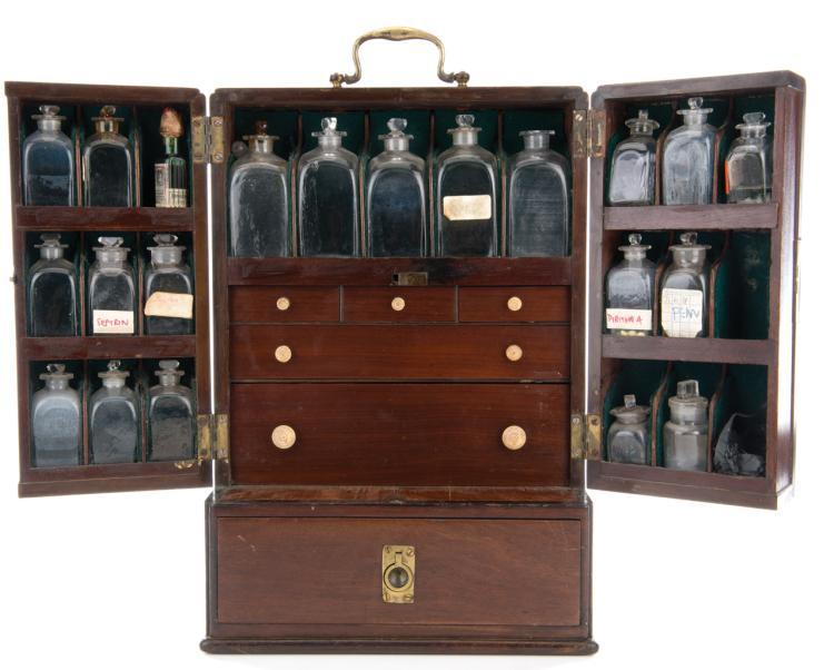 Incredible Antique Apothecary Cabinet Interior Design Ideas Grebswwsoteloinfo