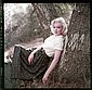 Color camera transparency of Marilyn Monroe from