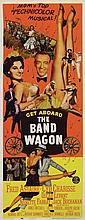 The Band Wagon insert poster.