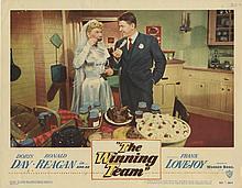 Doris Day (19) lobby card collection.