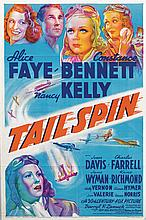 Tail Spin 1938 1-sheet poster.
