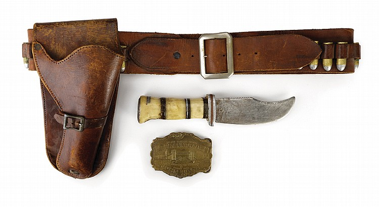Western bowie knife value