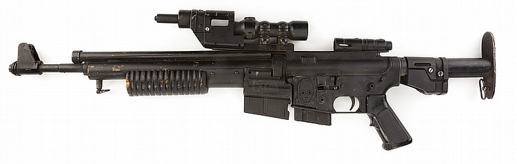 Endor Rebel Blaster Rifle from Star Wars: Return of the Jedi