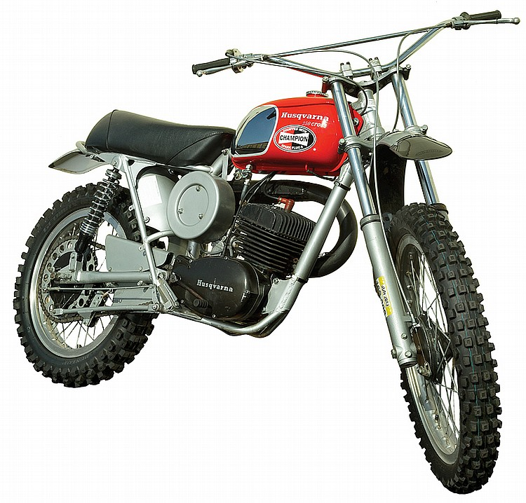steve mcqueen 39 s 1971 husqvarna moto cross 250 motorcycle. Black Bedroom Furniture Sets. Home Design Ideas
