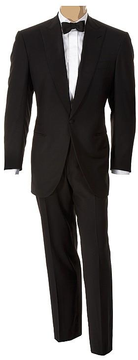 "Daniel Craig ""James Bond"" tuxedo and accessories from Casino"