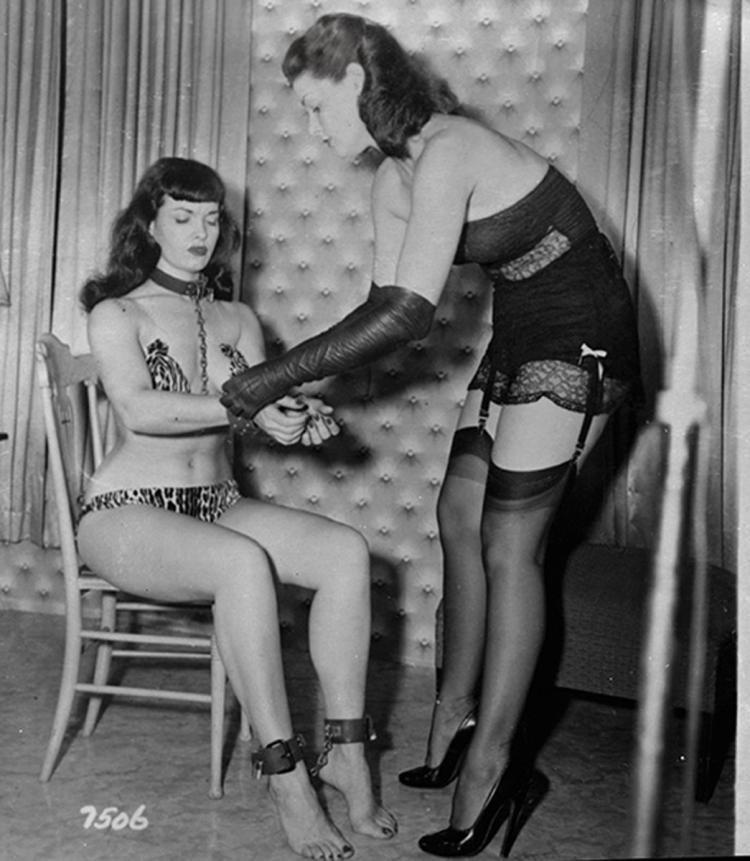 Bettie Page Vintage 10
