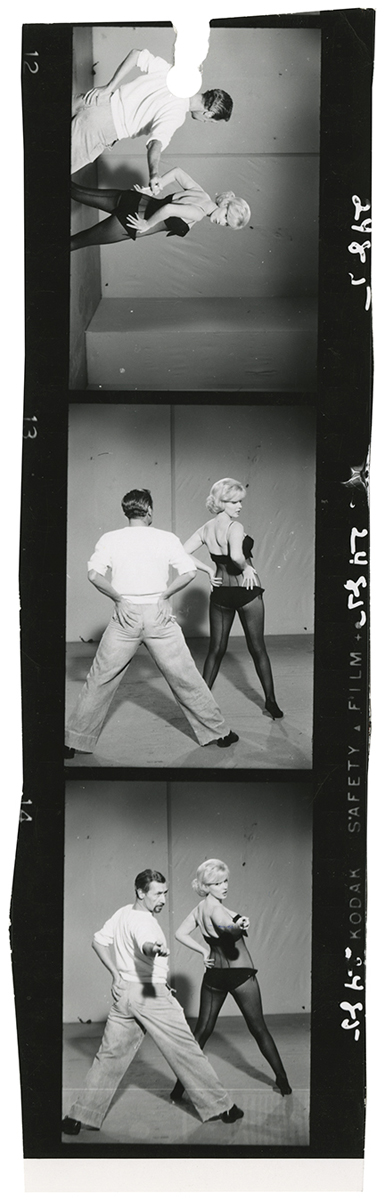 Marilyn Monroe 28 Vintage Contact Print Sheets From Gentle