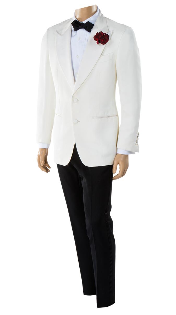 Daniel Craig James Bond Signature Hero Dinner Suit Tuxedo