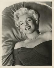 Marilyn Monroe rare signed photograph.