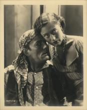 The Unknown custom photograph featuring Joan Crawford and Lon Chaney, Sr. by Bull.