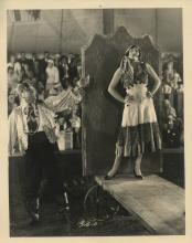 The Unknown (6) custom photographs featuring Joan Crawford and 1-with Lon Chaney, Sr. by Bull.