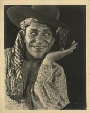 The Unknown (2) custom portrait photographs of Lon Chaney, Sr. by Bull.