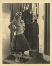 The Unknown (2) custom photographs featuring Joan Crawford and Lon Chaney, Sr. by Bull.