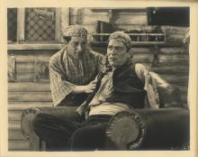 The Unknown (8) custom photographs featuring Lon Chaney, Sr.