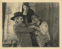 The Unknown (10) custom photographs featuring Lon Chaney, Sr.