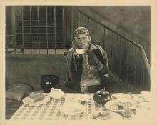 The Unknown (16) custom photographs with 2-depicting Lon Chaney, Sr.