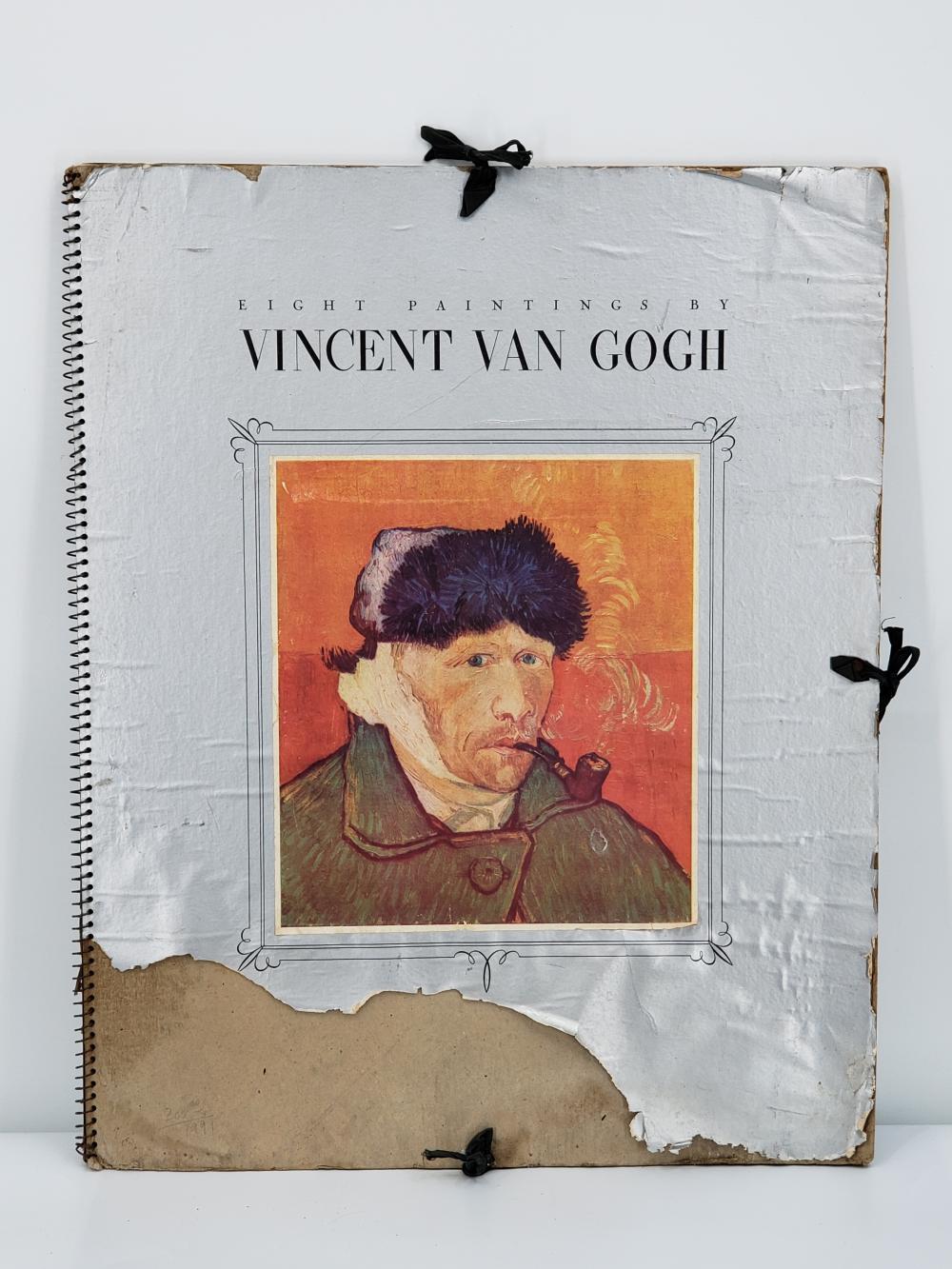 VINCENT VAN GOGH PORTFOLIO OF PRINTS