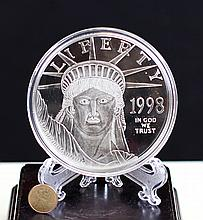 SILVER COMMEMORATE COIN