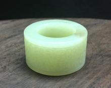 JADE THUMB RING