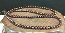 ZITAN WOOD PRAYER'S BEADS