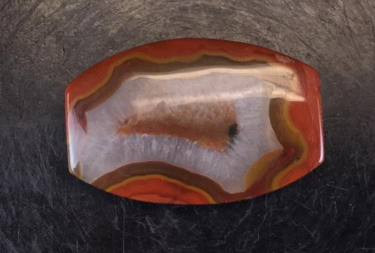 ZHAN-GUO RED AGATE PENDANT