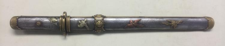 CHINESE SHORT SWORD
