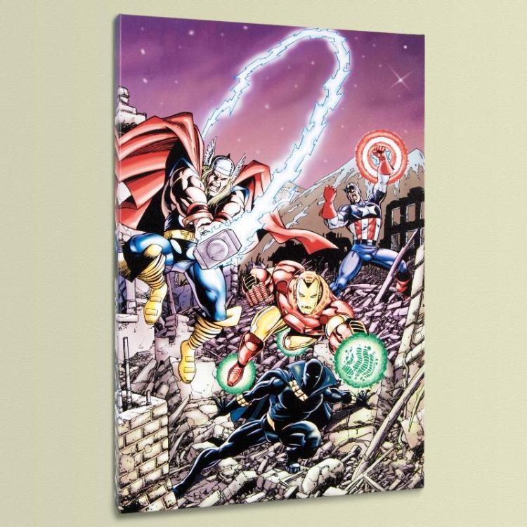 Marvel comics avengers 21 - Marvel comics decor ...