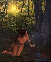 Mollye in the Woods