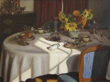Tea, Sherr and Sunflowers