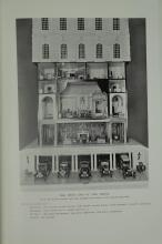 Lot 241: 2 vols. The Book of the Queen's Dolls' House. 1924