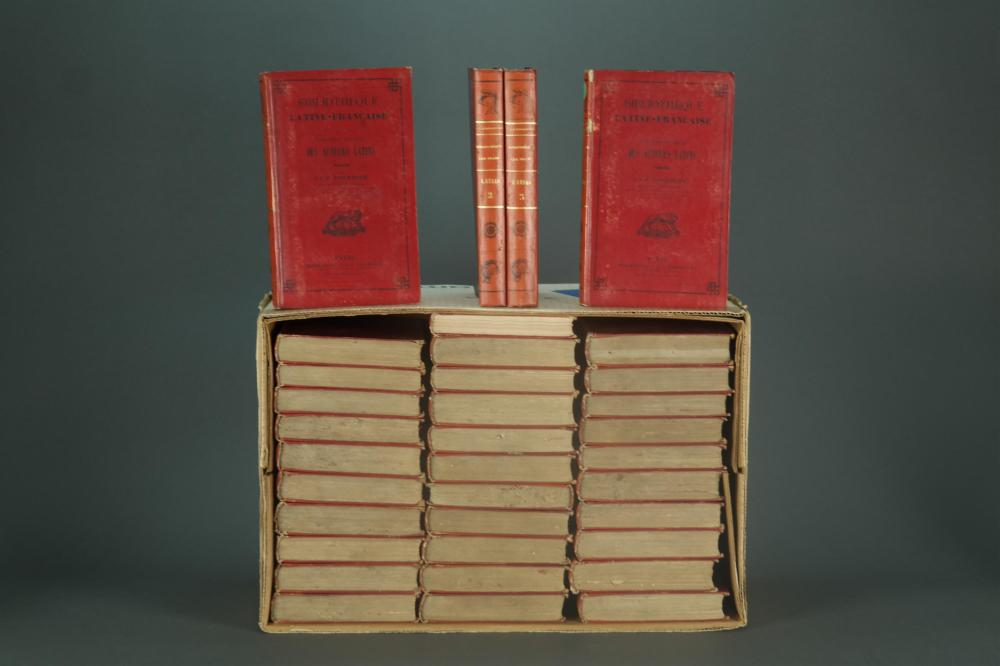 Lot 322: Panckoucke. Bibliotheque Latine-Francaise. 1825-37