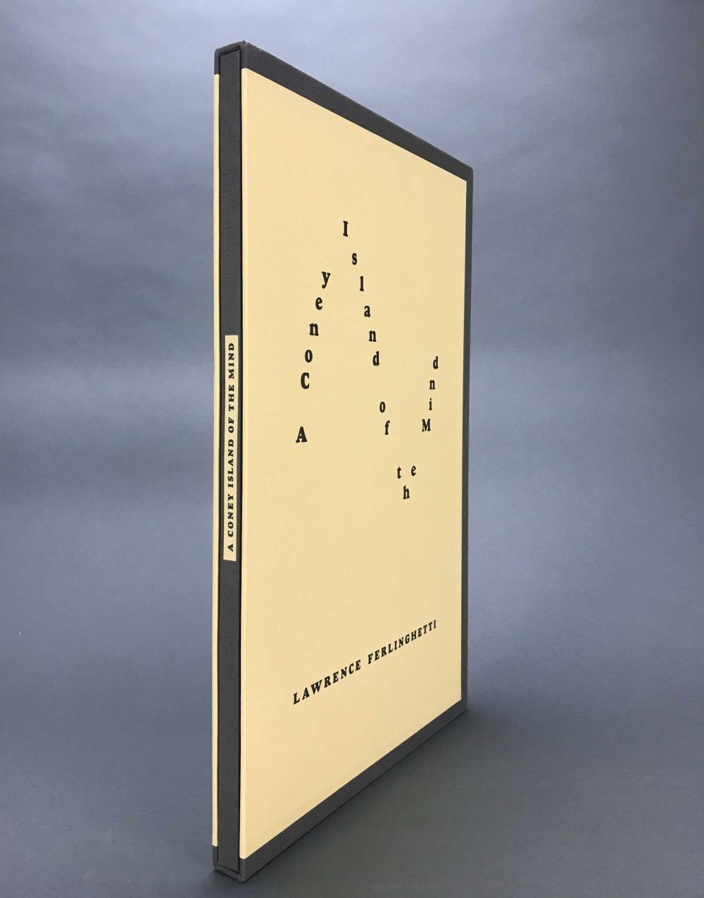 Lot 193: Arion Press. Coney Island of the Mind. #40/300 Sgd