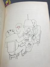 Lot 212: Cocteau. Le Grand Ecart. 1923. Sgd/inscr/illus.