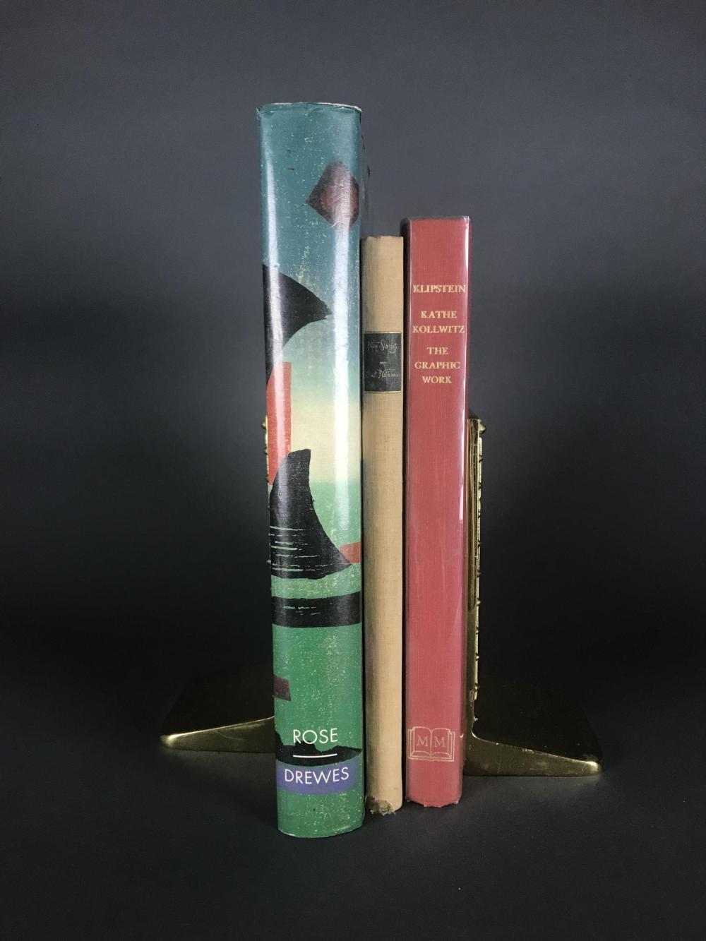 Lot 400: 3 vols. Printmakers. Catalogue Raisonnes.