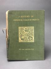 Lot 377: 12 vols. Japanese Prints & Japonisme.