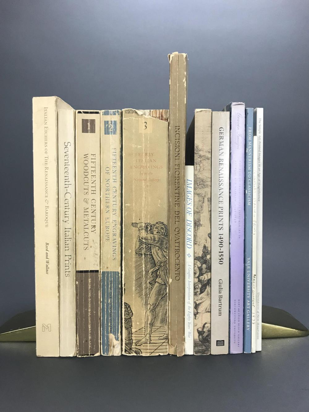 Lot 387: 18 vols Old Masters. Catalogue Raisonnes.