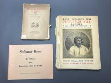Lot 431: 7 vols. Old Masters. Catalogue Raisonnes.