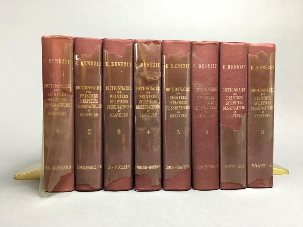 Lot 396: 15 vols. Art Reference.